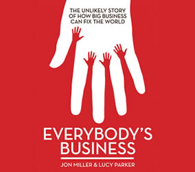 Everybody's Business: The Unlikely Story of How Big Business Can Fix the World